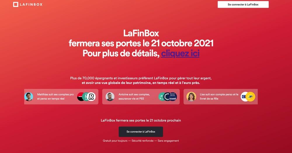Fermeture du service LaFinBox.png